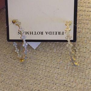 Freida Rothman earrings